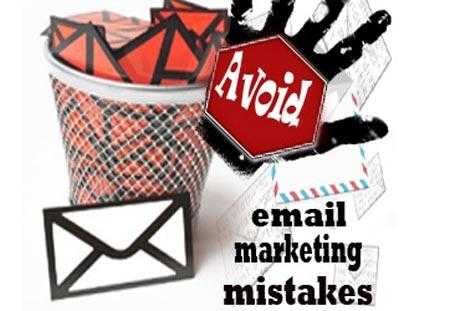 5 sai lầm khi sử dụng email marketing