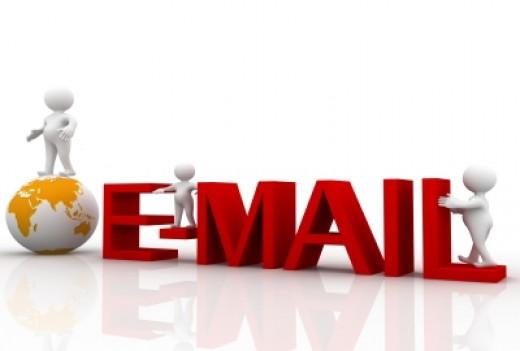 Tình hình sử dụng email 2012-2016