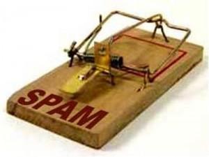 bay thu rac 300x225 Spam trap đến từ đâu? Tại sao Email của bạn lại vào SPAM?