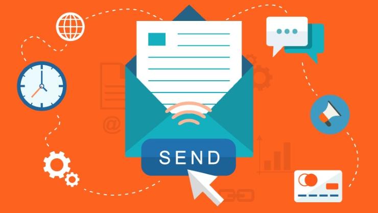 cách sửa chữa sai lầm trong gửi email marketing