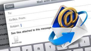 cách đặt tiêu đề email