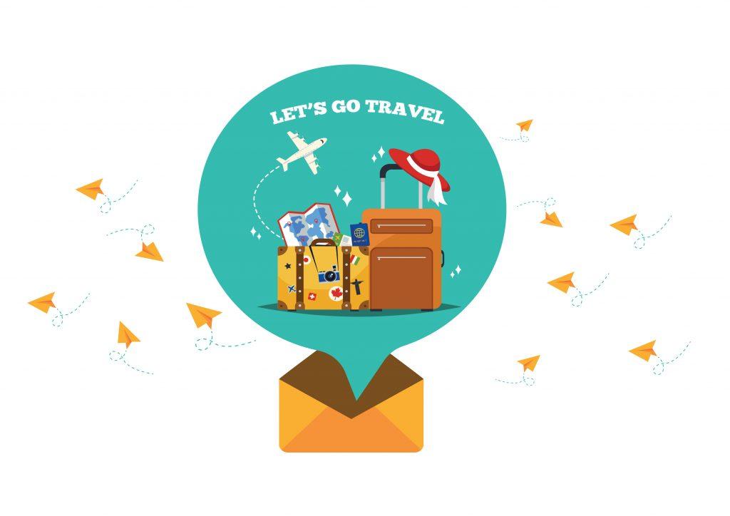 Kịch bản Email tiếp thị du lịch hoàn hảo cho vòng đời khách hàng