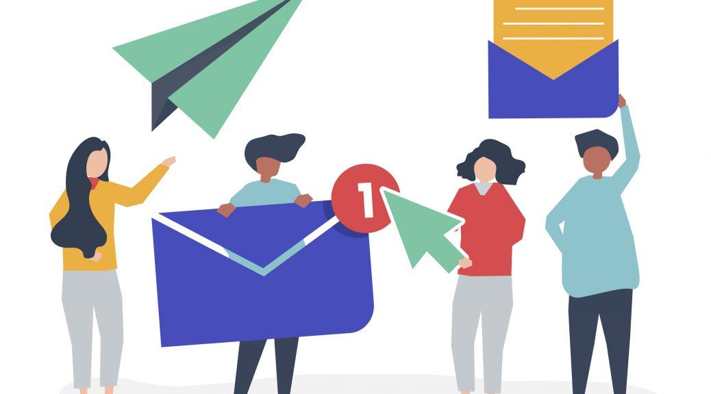 email marketing bất động sản