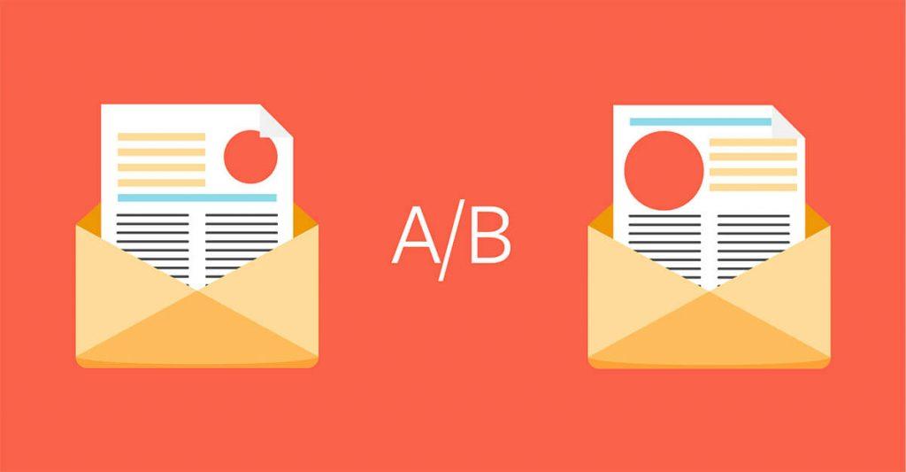 A/B testing giúp lựa chọn ra <a href=