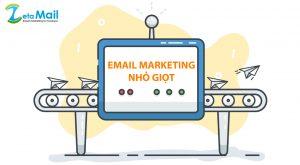 email marketing nhỏ giọt
