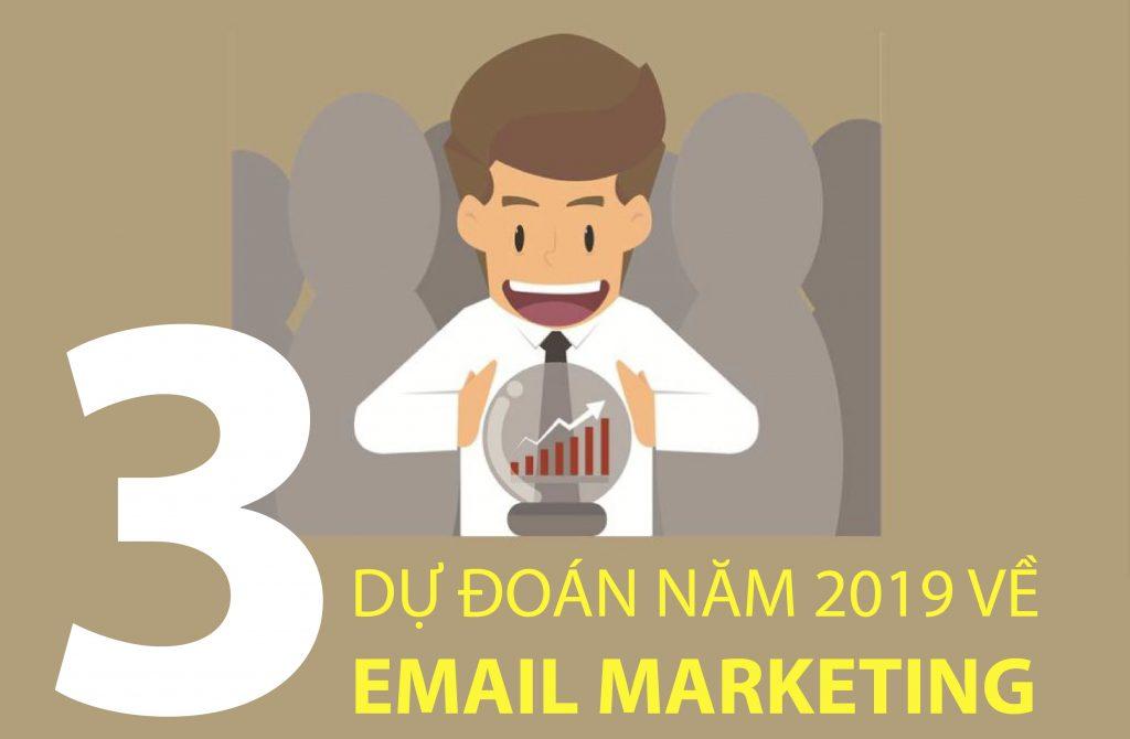 Ba dự đoán về xu hướng Email Marketing vào năm 2019