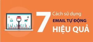 sử dụng email tự động hiệu quả