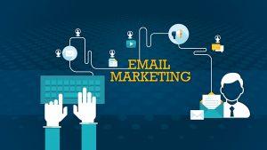 Đối tượng sử dụng email tiếp thị