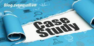 case study email marketing hiệu quả