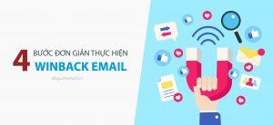 4 bước winback email