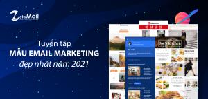tuyen tap mau email marketing dep nhat nam 2021