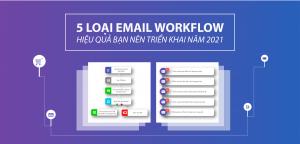 5 loai email workflow hieu qua